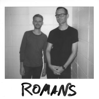 BIS Radio Show #799 with Romans (Tin Man and Gunnar Haslam) Live Performance