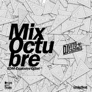 Dj Vito Cáceres - Mix Octubre