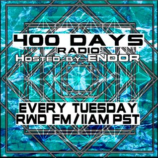 400 Days Radio #19 - Jan. 26, 2016
