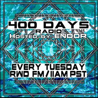 400 Days Radio #19 - Jan. 26, 2016