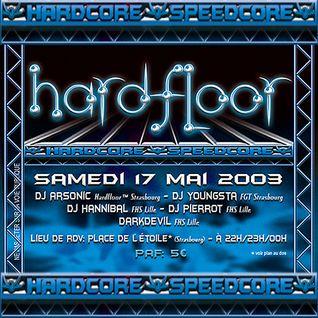 ARSONIC Liveset @ HARDFLOOR (Strasbourg) I7.5.2oo3