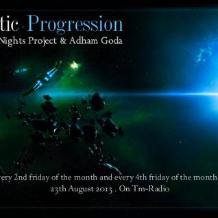 Adham Goda - Mystic Progressions 001 [23.8.2013] On Tm-Radio