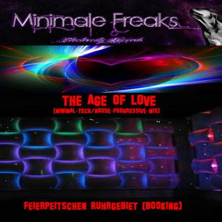 °-° THE AGE OF LOVE - (MINIMAL-TECH/HOUSE-PROGRESSIVE-MIX) °-°