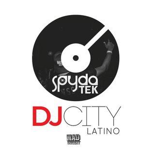 SpydaT.E.K - DJCity Latino Guest Mix (July 2016)