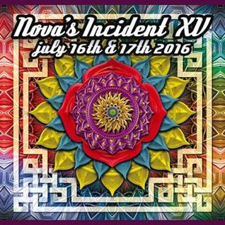 ElfRa aka Quendi'Ra @ Nova's Incident XVI Open Air Vielsalm 16/07/16
