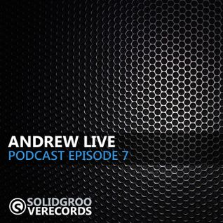 SGR Podcast Episode 7 - Andrew Live