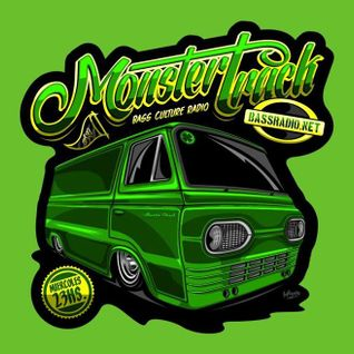 Lowshock - Monster Track /Bass Culture Radio/ 23-07-14 (B2B2B INCLUIDO)