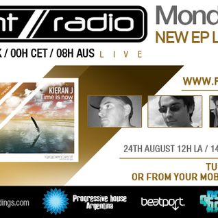 Dark Soul Project & Santiago Garcia - Progressive Planet Radio Broadcast #031 Ago 2012