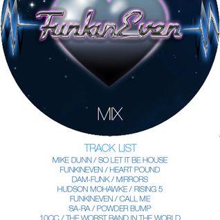 FunkinEven Heartpound Mix!! for Greenmoney Radio