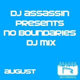 Dj Assassin No Boundaries Podcast Mix 20th  August 2015