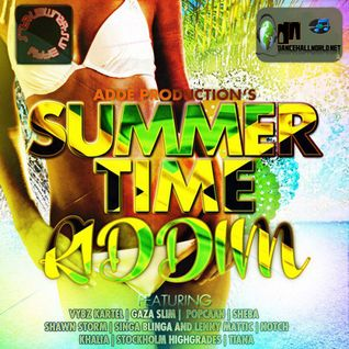 SUMMER TIME RIDDIM MIX