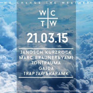 TrapJaw@/Lightplanke/Bremen-Germany-21.3.2015