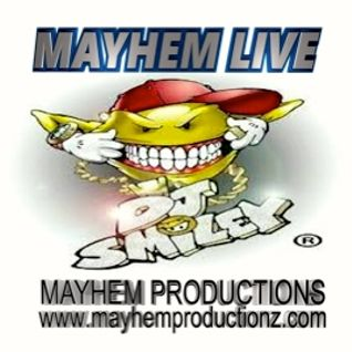 Dj SmiLeY - Live radio mix for www.mayhemproductions.com