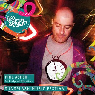 Phil Asher - Exclusive 10 Track Mix Session