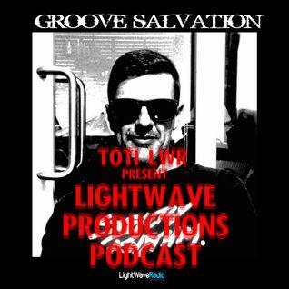 Groove Salvation MixShow Lightwave Radio (Greece)