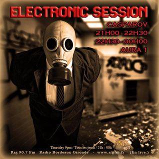 Electronic Session [12.03.2015] CASPAROV // AURA1