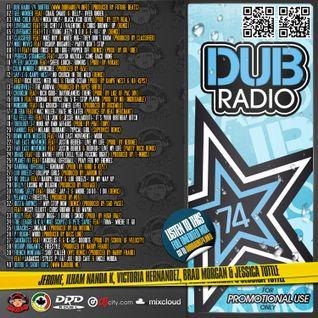 DJ R Double Present's DUB Radio 74 (Extended Mix 208 min) 2012