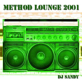 DJ Sandy @ Method Lounge 2001