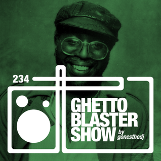 GHETTOBLASTERSHOW #234 (oct. 10/15)