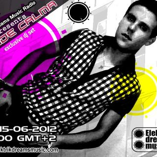 IvanDe Calma @ Guest mix on Elektrik Dreams Music Radio (Greece) [15.06.2012]