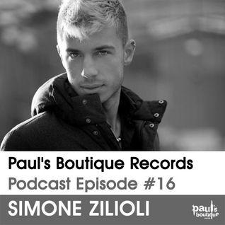 Paul's Boutique Records Podcast #16 Simone Zilioli