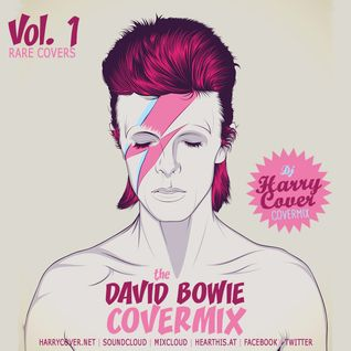 Dj Harry Cover - Covermix - DAVID BOWIE (Vol 1)