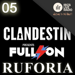 Ruforia Live from the Space Terrace 8.6.2015
