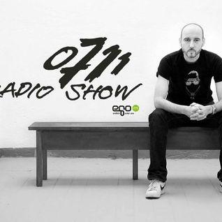 0711 Radio Show on Ego FM - 22.08.2016 - DJ Friction