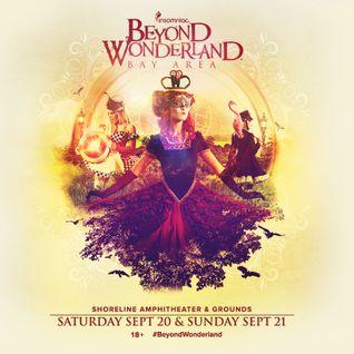 Cedric Gervais - Live @ Beyond Wonderland 2014 - 21.09.2014