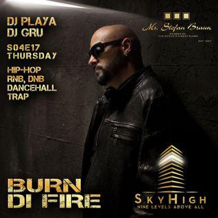 DJ Gru - Burn Di Fire