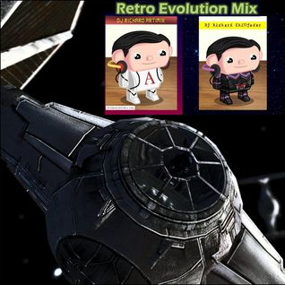 Retro Evolution Mix Vol. 28 with Star Wars
