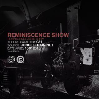 Reminiscence Show 10012015 @ Jungletrain.net