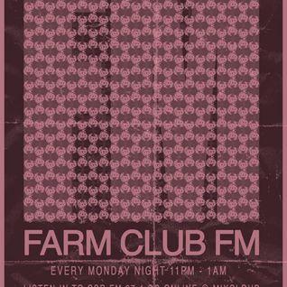 Farm Club Radio on CSR FM - 9 Nov - 1st Hour