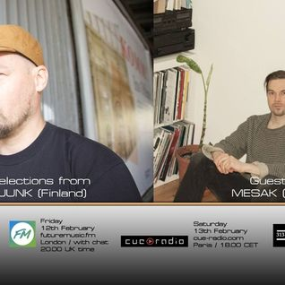 Bass Agenda 122: MONO JUNK selections & MESAK mix