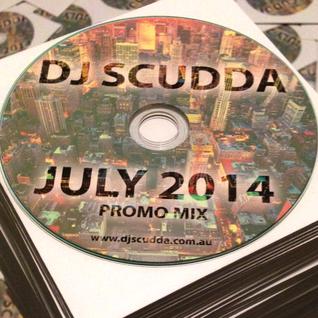 July 2014 Promo CD