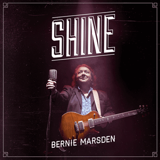 Bernie Marsden talks about his new album 'Shine'