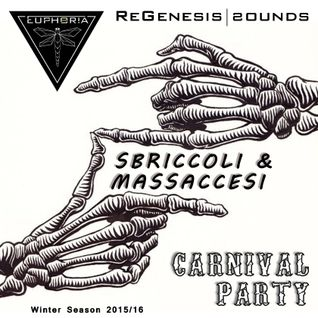 Sbriccoli & Massaccesi Djs - Special Edition - Carnival Party