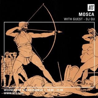 Mosca & DJ QU - 9th December 2015