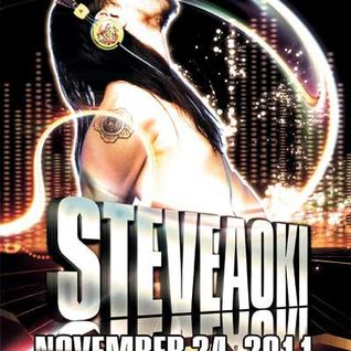 HITMEN Opening Set for STEVE AOKI (11/24/11)