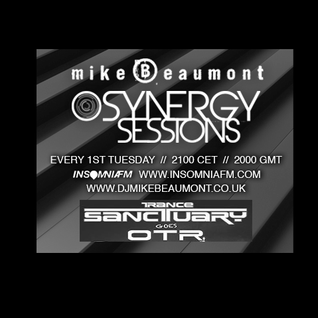 Mike Beaumont Pres. Synergy Sessions 005 - Live @ Trance Sanctuary vs OTR