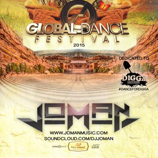 Joman at Global Dance Festival 2015