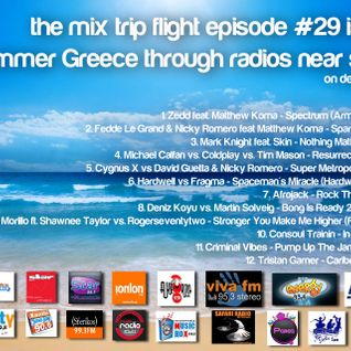 The Mix Trip Flight episode #29/2012