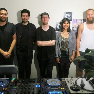 Mutek Show #1 w/ Susy Technology, Laura Luna & Spatial - 1st June 2016