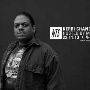 Kerri Chandler - 22nd November 2013