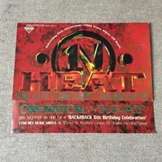 Randall B2B Mampi Swift One Nation & Heat '6th Birthday Celebration' 6th Nov 1999