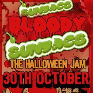 Sundaes Halloween Promo 2011