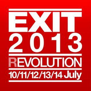 Gregor Tresher - Live @ EXIT Festival 2013 (Serbia) - 13.07.2013