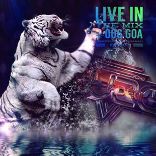 LIVE IN THE MIX #001 ( GOA TRANCE SPY )