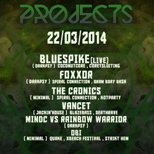 DJ SEt MInd projets 22-3-14