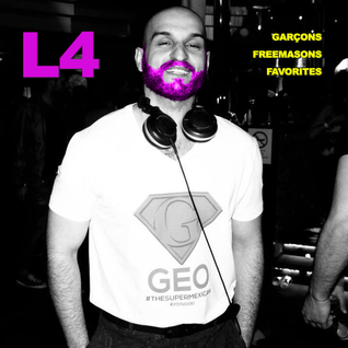 DJ L4 x Garçons Freemasons Favorites Podcast